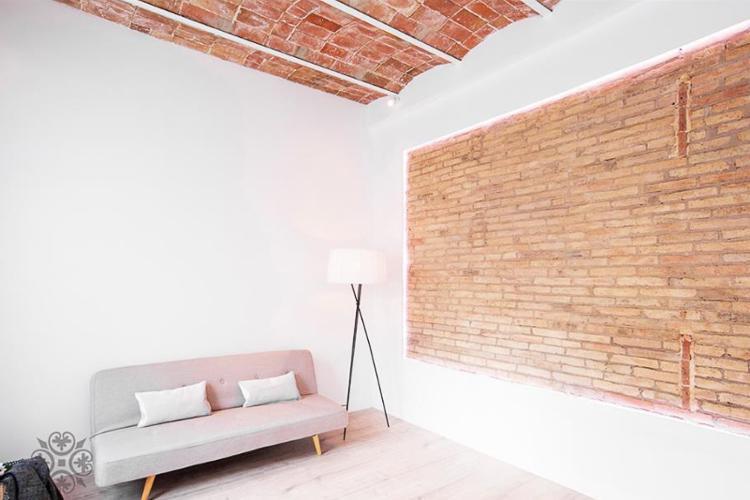 Uyutnaya kvartira v tsentralnom rayone Barselony - N3678 - vikmar-realty.ru