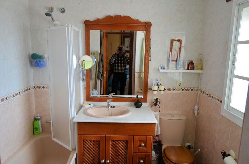 Sparenny dom s prekrasnymi vidami na more v vostochnoy chasti Malagi - N2119 - vikmar-realty.ru