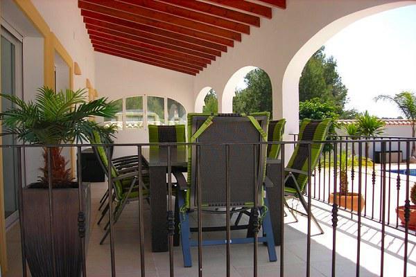 Elitnaya villa v Benisse s gostevym domom - N2699 - vikmar-realty.ru