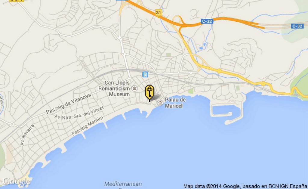 Kvartira-dupleks na pervoy linii morya v prigorode Barselony - N3169 - vikmar-realty.ru