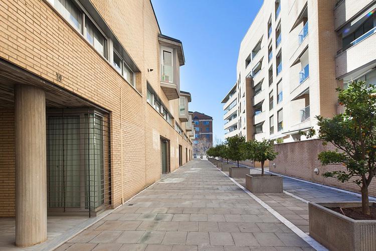 Sovremennaya kvartira v Barselone v pribrezhnom rayone Vila Olímpica - N3219 - vikmar-realty.ru