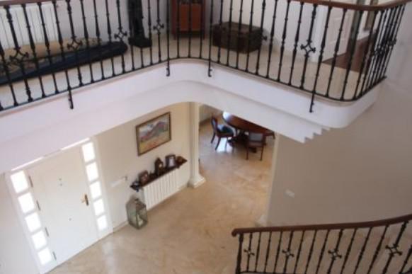 Shikarnaya villa na bolshom uchastke v Muchamel okolo Alikante - N3429 - vikmar-realty.ru