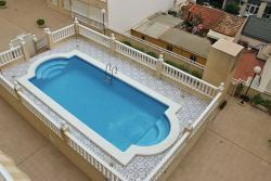 Квартира в Торревьехе (центр) на побережье - №3490