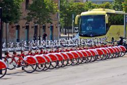 Коммерческая недвижимость в Барселоне: помещения для аренды велосипедов и электромобилей - №3580