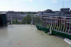 Двухэтажный пентхаус в пригороде Барселоны - Кастельдефельс - №3092