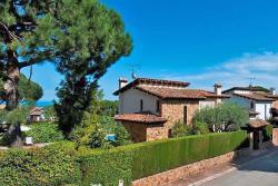 Вилла в пригороде Барселоны в Вилласар де Дальт в Испании - №3492