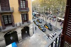 Квартира дуплекс в центре Барселоны - №3033