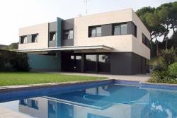 Дом в Испании в Сан Андреу де Лаванерес (Барселона) - №3094