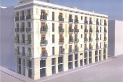 Коммерческая недвижимость Барселона 8000000 €