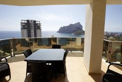 Продажа квартиры в Испании в Кальпе с видом на море в Playa La Fossa - №3277