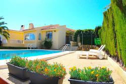 Недвижимость в испании на побережье коста бланка фото