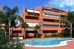Элитная квартира в Марбелье в Costa Nagueles, Испания - №3468
