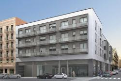 Новые квартиры в Барселоне в Испании (в центре) - №3498