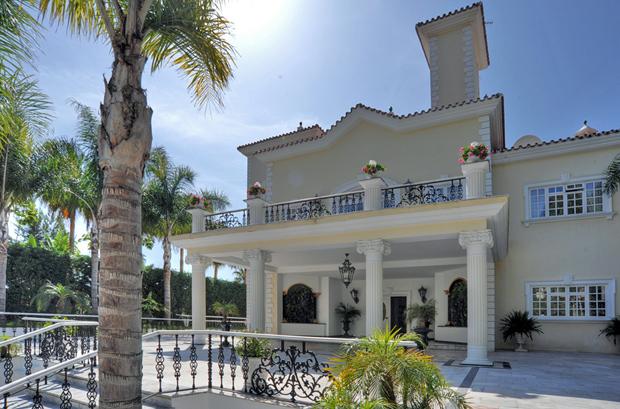 Общий вид жилого здания виллы «El Martinete»
