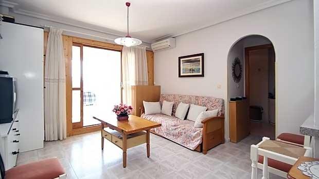 Недорогие апартаменты в Испании в Ла Мата в урбанизации Viñamar