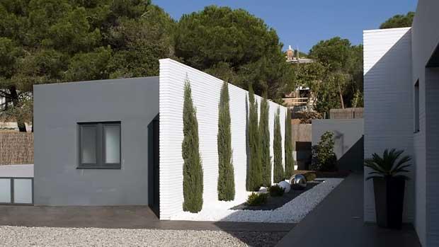 Дома в Испании – помещения и благоустройство