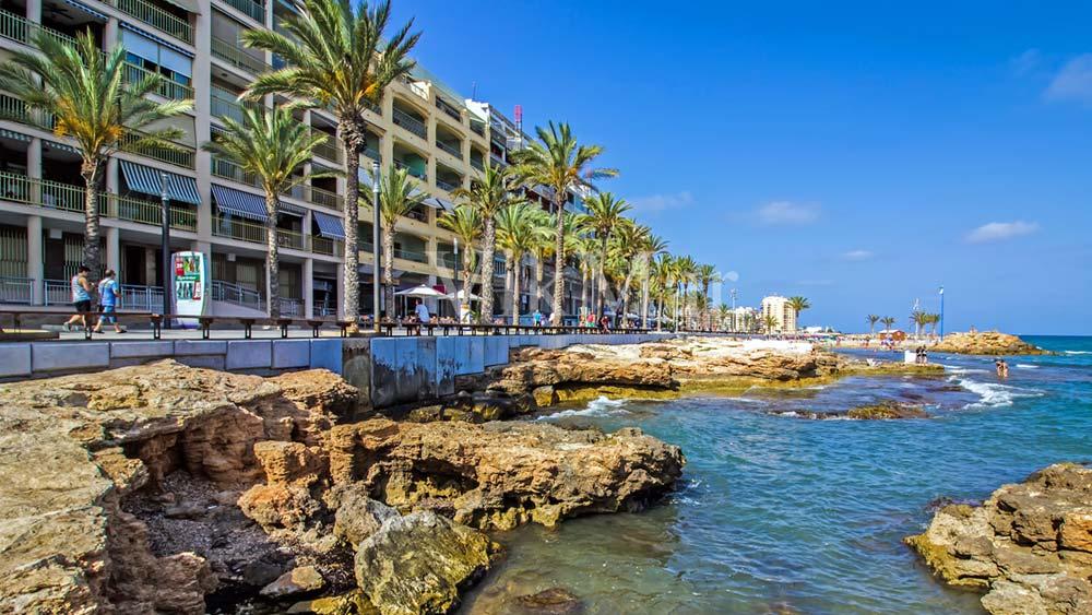 Аликанте купить квартиру с видом на море