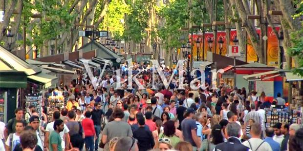 Полиция совместно с ассоциацией экскурсоводов Барселоны разработали карту-схему наиболее криминогенных районов Барселоны.