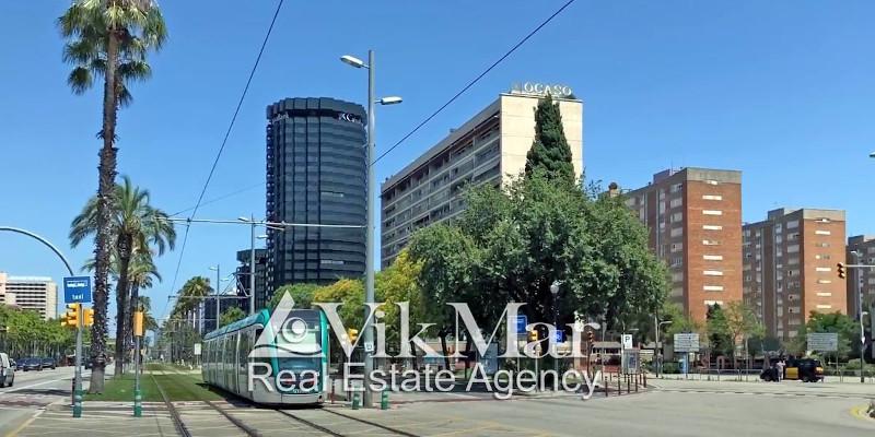 Краткая история гражданского строительства на территории района Ла Матернитат и Сант Рамон (La Maternitat i Sant Ramon) в Барселоне