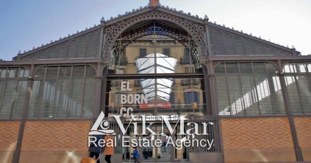 Рынок Эль Борн в Барселоне