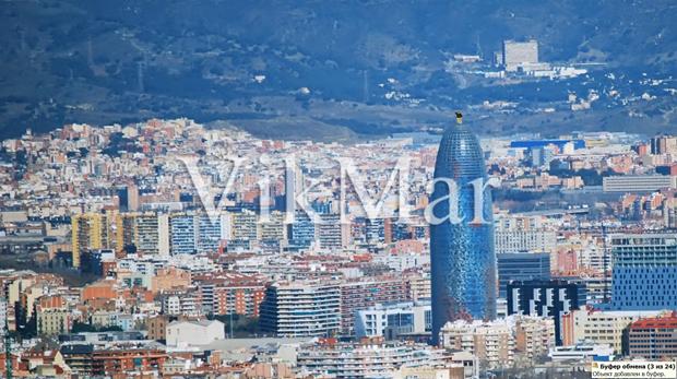 Центральные районы Барселоны