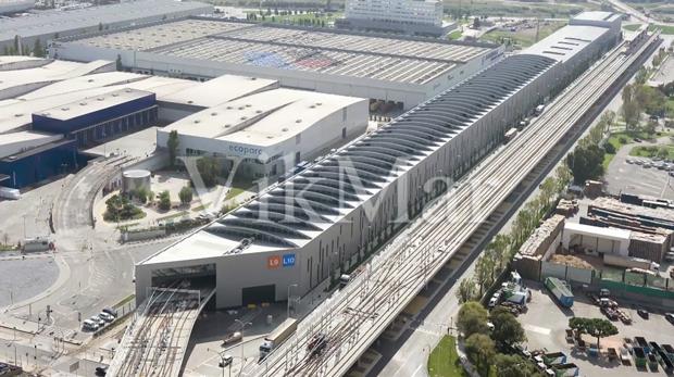 Инженерно-технический комплекс линий метро L9 и L10 в Барселоне