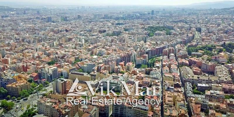 Краткая характеристика новых жилищных и инфраструктурных проектов в административном округе Саррия-Сант Жерваси в Барселоне