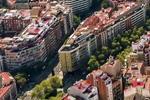 Средние статистические цены на жилую недвижимость в Барселоне структурированные по районам и типам жилья за 2016 год по информации Городского совета Барселоны и СМИ Испании