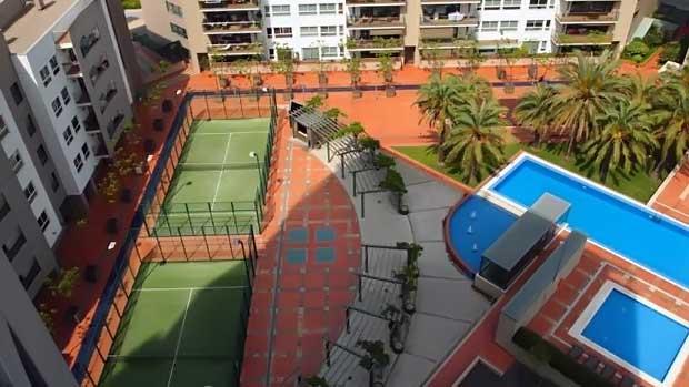 Дома в Испании - многоэтажные жилые дома в Испании