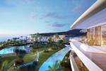 Новые элитные квартиры и апартаменты в городе Эстепона в районе Арройо Вакеро по проекту архитектора Рафаэля де ля Ос имеют имеют широкий диапазон планировочных решений
