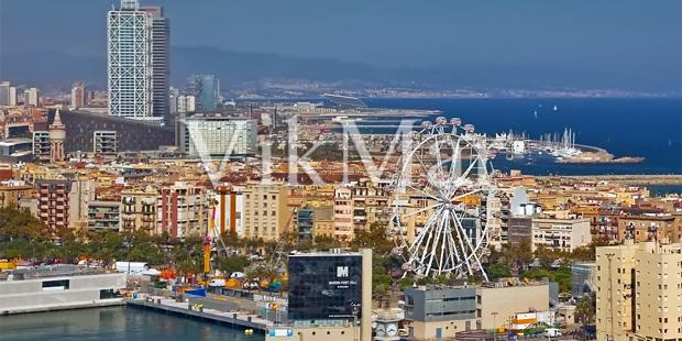 Программа «Золотая Виза» (Visado De Oro) - это вид на жительство (ВНЖ) при покупке недвижимости или создании бизнеса в Испании - обзорная информация Агентства Vikmar (Викмар)
