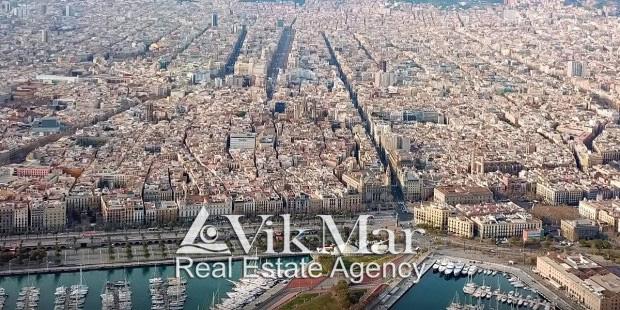 Особенности инвестиционного спроса на историческую недвижимость в центре Барселоны – обзорная информация СМИ Испании от Агентства Vikmar (Викмар) © Copyright - vikmar-realty.ru
