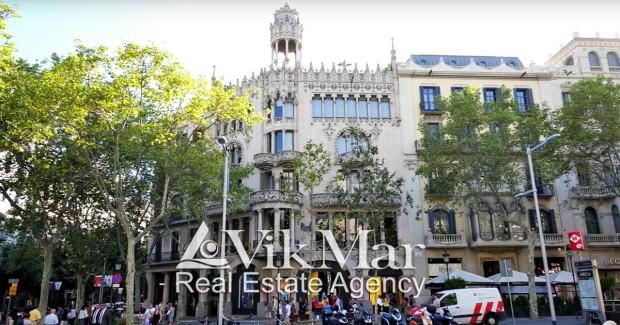 Дом Льео-и-Мореры в Барселоне