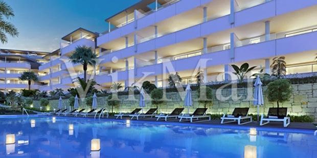 Компания застройщик Taylor Wimpey приступила к строительству нового жилого комплекса «Botanic» на 92 квартиры на побережье Коста дель Соль в Бенахависе