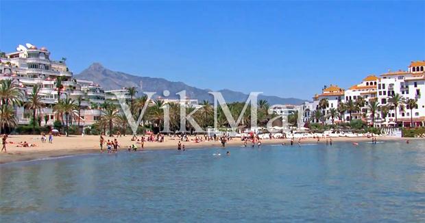 Жилая застройка у моря в Испании