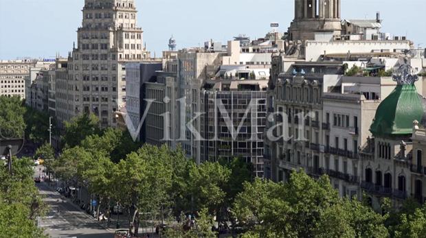 Бульвар «Пасео де Грасиа»