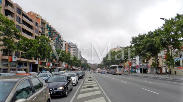Проспект «Авенида Меридиана»