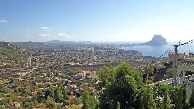 Недвижимость в Испании на побережье