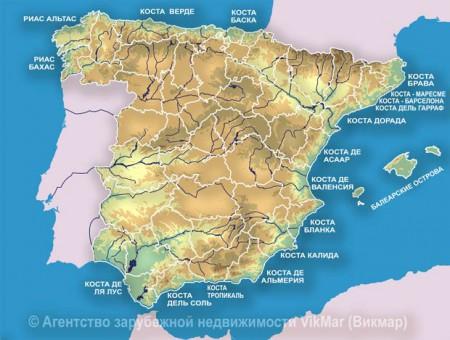 Недвижимость в испании недорого на побережье недвижимость российских олигархов за рубежом