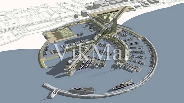 Проект нового общественного центра Марбельи