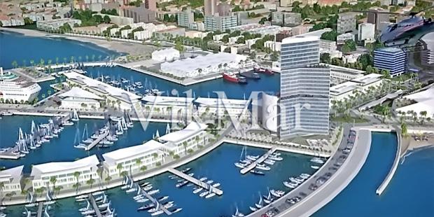 Новый городской общественный центр Марбельи с новым портом Баядилья и восточным жилым районом - перспективный инвестиционный проект в районе «Золотой Треугольник Коста дель Соль» в Испании