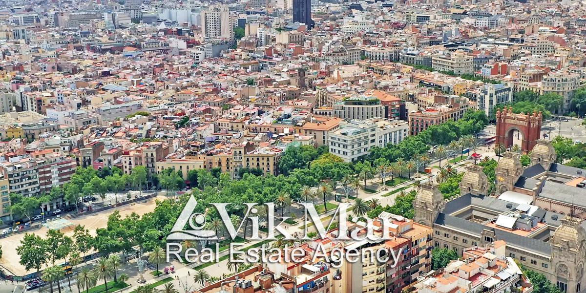 Район Сант Пере в Барселоне