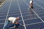 Приимер проекта сооружения и эксплуатации гелиоэнергетической установки с использованием солнечных батарей в Испании