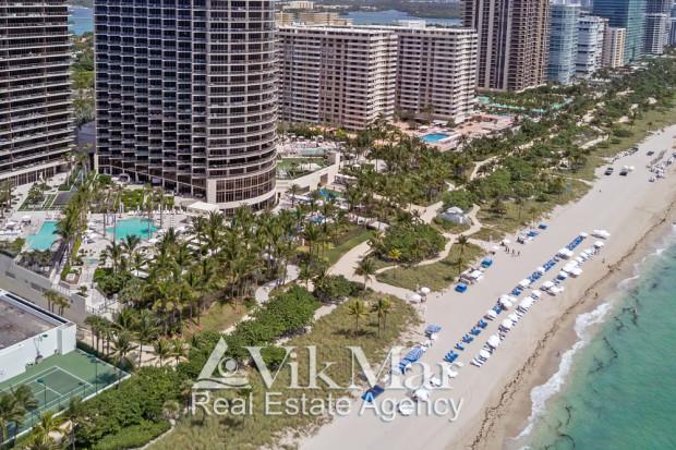 Жилые комплексы в Майами-Бич
