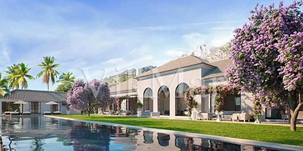 Фонд Pacific Investments совместно с Penna Property Partners инвестирует более 25 млн. евро в строительство 5 элитных вилл в районе «Золотая Миля Марбелья» в Испании